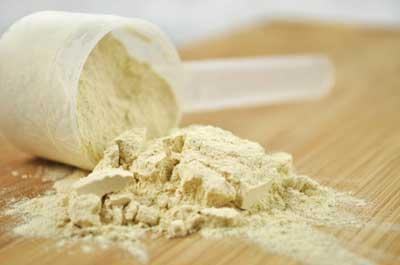 Las proteínas son fundamentales para el crecimiento muscular